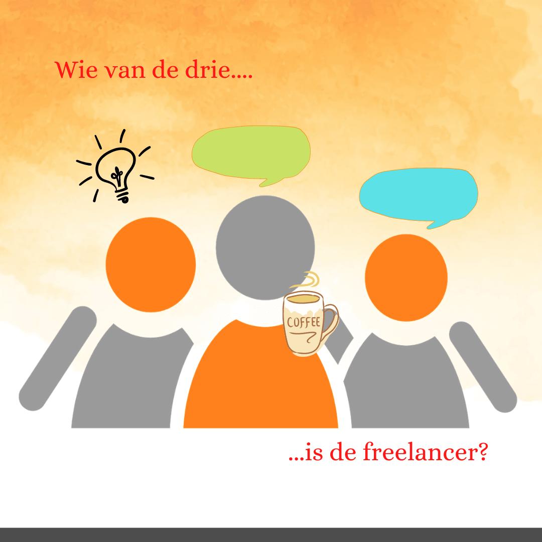 Is een freelancer een loyale werknemer?Natuurlijk!